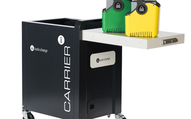 carrier 20 carts charging station